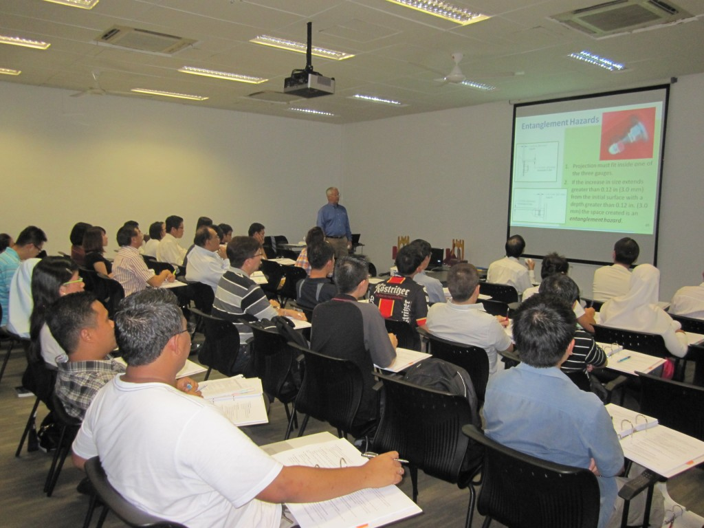 Singapore CUGE HortPark CPSI Course lecture
