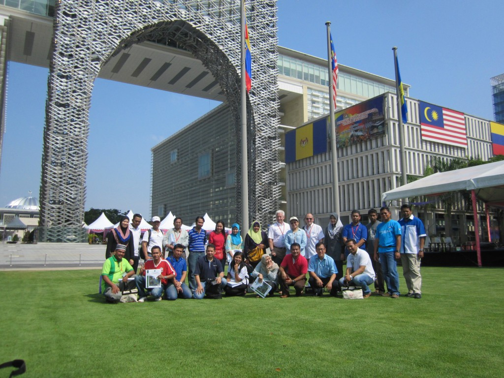 PMT Course Participants Class Photo