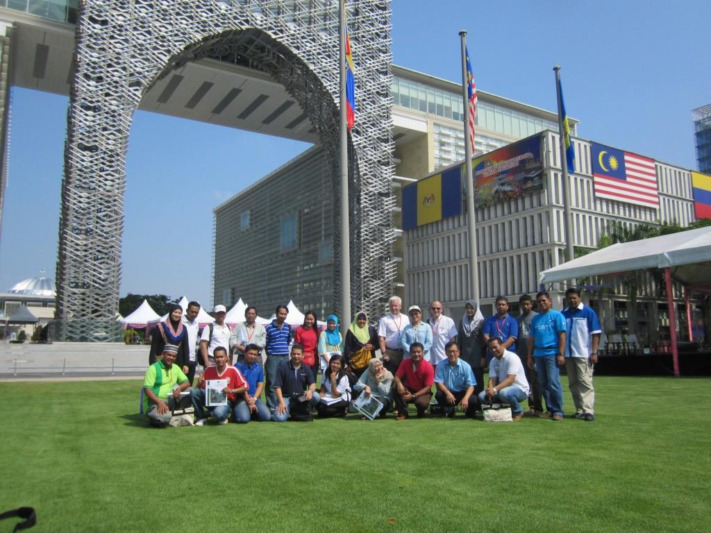 PMT Course Participants Class Photo
